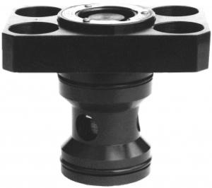 Картриджный обратный клапан типа uzzd20x Ponar