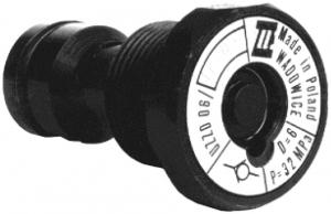 Картриджный обратный клапан типа uzzd06x Ponar