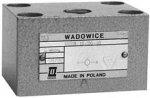 Обратный клапан для установки на плиту uzzb10x Ponar