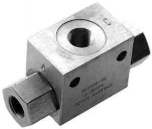 Логический клапан 'ИЛИ' типа 3UZZE6x Ponar