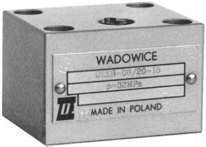 Обратный клапан для установки на плиту uzzb06x Ponar