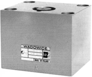 Обратный клапан для установки на плиту uzzb20x Ponar