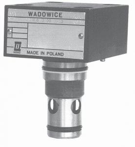 Встраиваемый клапан типа urzs16x Ponar