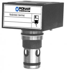 Встраиваемый клапан типа URZS40x Ponar