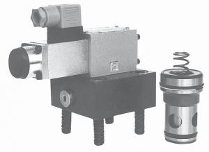 Встраиваемый клапан типа urzs25x Ponar