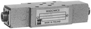 Дроссель с обратным клапаном Z2FS6x Ponar