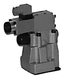Пилотируемый предохранительный клапан типа UZOP10,20,30s12x Ponar