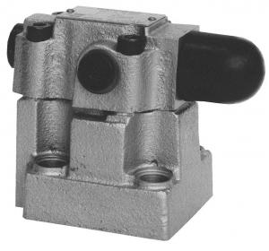 Пилотируемый предохранительный клапан типа DB-DBW40 Ponar