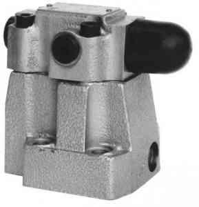 Пилотируемый редукционный клапан DR30 Ponar