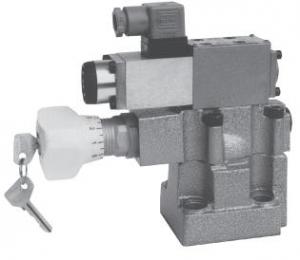 Пилотируемый предохранительный клапан типа DB-DBW30 Ponar