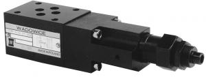 Редукционно-предохранительный клапан UZCR6 Ponar