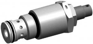 Дроссель с обратным клапаном UDZD6x Ponar