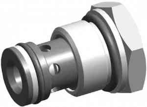 Картриджный обратный клапан UZZD4x Ponar