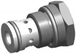 Дроссель с обратным клапаном  udsd6x Ponar