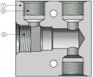 плиты 2UL10-3x Ponar