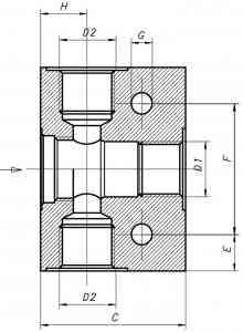 Плита Ul06_2x Ponar