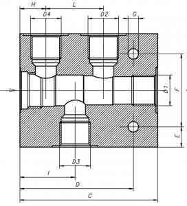 Плита Ul06_7x Ponar