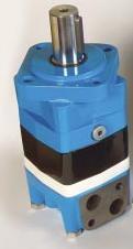 Героллерные гидромоторы серий MS,  MT, MV M+S Hydraulic