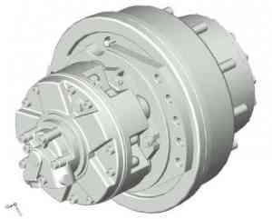 Гидромотор BD2 WR21 SAI