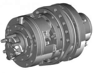 Гидромотор wr20-bd2 SAI