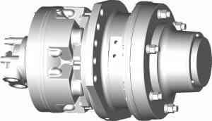 Гидромотор BD2 WR20 SAI