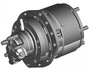 Гидромотор bdk3-bdk3a SAI