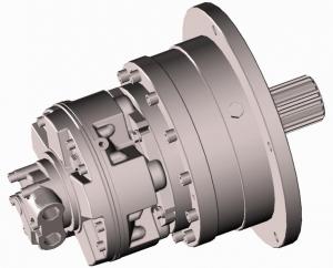 Гидромотор BD2 R24 SAI