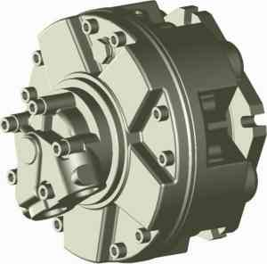 Гидромотор BF2 SAI