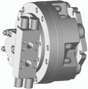 Гидромотор BV2 SAI