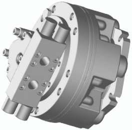 Гидромотор BV1 SAI