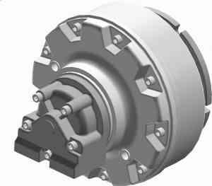 Гидромотор GD4 SAI