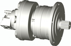 Гидромотор GD4 R24 SAI