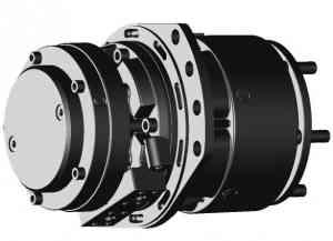 Гидромотор gk3df-gk3adf SAI