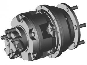 Гидромотор g3-g3a-f10 SAI