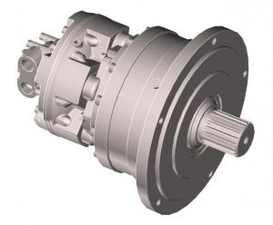 Гидромотор серии GM2-GM3+R24 SAI