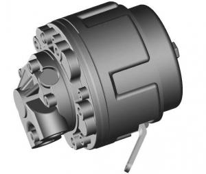 Гидромотор серии p05r-f25 SAI