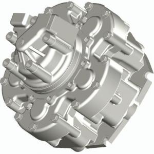 Гидромотор серии S9 SAI