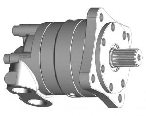 Гидромотор серии SF02 SAI