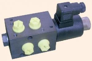 Распределители с электромагнитным управлением Hidropnevmotehnica
