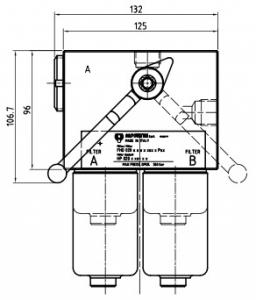 FZD020 (чертежи) MP Filtri