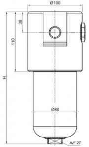 FZH037 (чертежи) MP Filtri