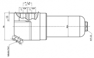 FZB037 (чертежи) MP Filtri