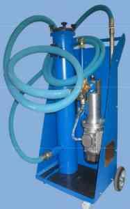 Станции фильтрации и перекачки GRF 101 MP Filtri