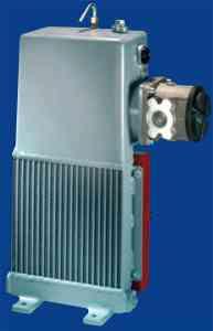 Воздушные маслоохладители серия SPP-SER OMT