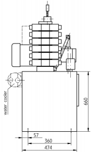Гидравлические станции UHJV100x Ponar