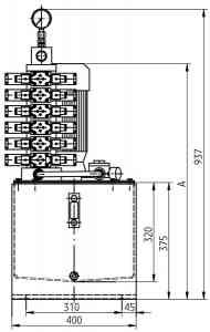 Гидравлические станции UHMZ40x Ponar