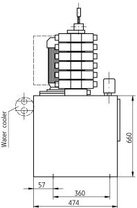 Гидравлические станции UHMZ100x Ponar
