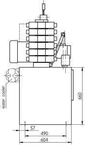 Гидравлические станции UHJV160x Ponar