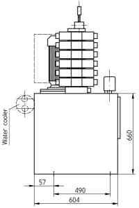 Гидравлические станции UHMZ160x Ponar