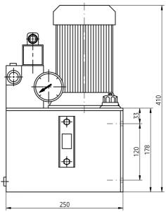 Гидравлические станции UHMZ5Ex Ponar